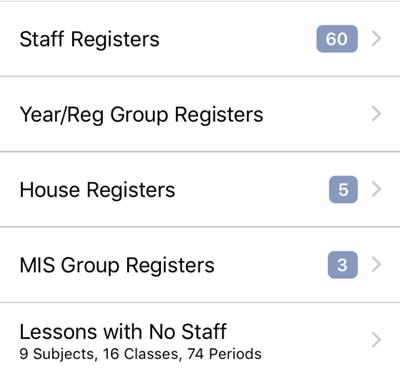 Registers