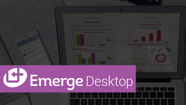 Emerge Desktop Update 23/11/18
