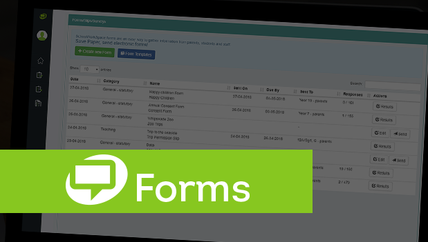 Messenger Forms Update 04/12/18