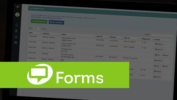 Messenger Forms Update 05/11/2018